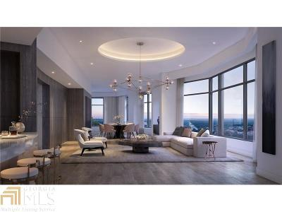 Mandarin Oriental Condo/Townhouse For Sale: 3376 Peachtree #56F