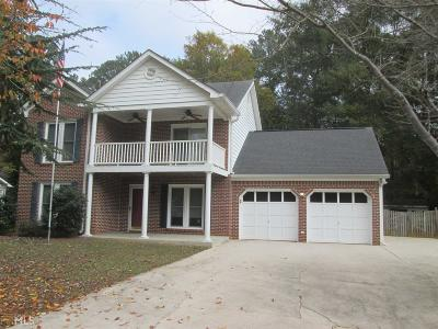 Peachtree City Single Family Home For Sale: 113 Kraftwood Park