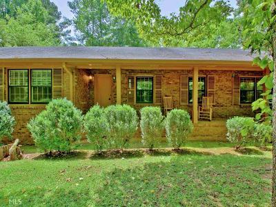 Fayetteville Single Family Home New: 261 Banks Rd