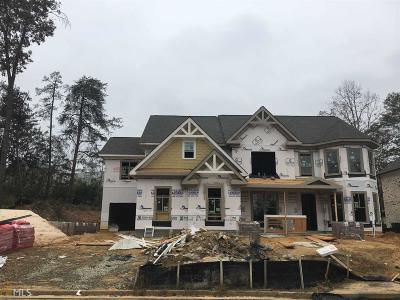 Gwinnett County Single Family Home New: 2426 Monta Vista Way #54