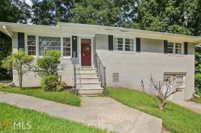 Marietta Rental New: 2560 Olive Springs Rd