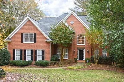Kennesaw Single Family Home For Sale: 4710 Talleybrook Dr