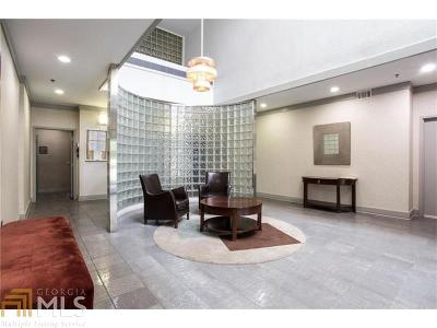 Bradford On Peachtree Condo/Townhouse For Sale: 2161 Peachtree Rd #808