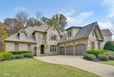 Single Family Home New: 1775 High Trl