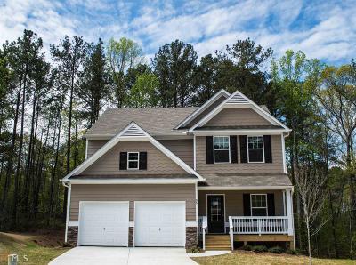Hiram Single Family Home New: 283 Foggy Creek Ln #59