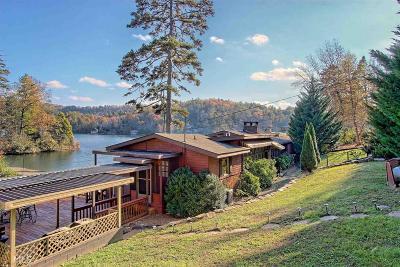 Rabun County Single Family Home For Sale: Bob White
