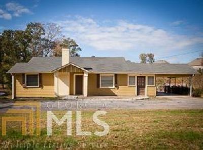 Cumming Single Family Home For Sale: 4665 Dahlonega Hwy
