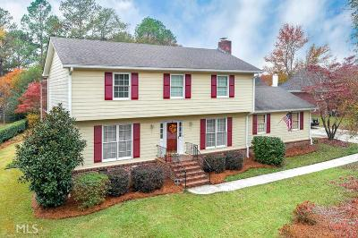 Conyers Single Family Home For Sale: 3507 Honeycomb Dr