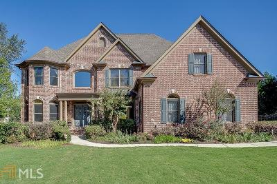 Gwinnett County Single Family Home New: 2462 Floral Valley Dr