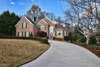 Suwanee Single Family Home For Sale: 5985 Somerset Ct