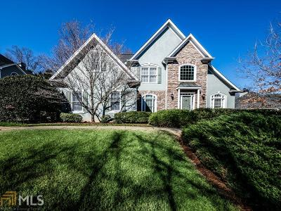 Kennesaw Single Family Home For Sale: 2612 Winterthur Main
