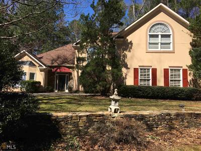 Coweta County Single Family Home For Sale: 215 Springwater Chase