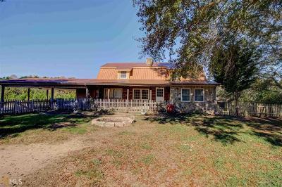 Dallas Single Family Home For Sale: 1861 Ridge Rd