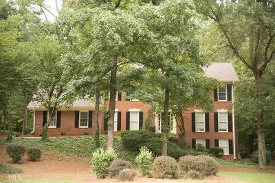 Roswell Single Family Home New: 2845 Roxburgh Dr