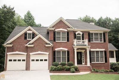 Alpharetta Single Family Home New: 560 Hopewell Downs Dr