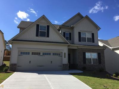 Gainesville Single Family Home Back On Market: 4580 Brayden Dr #51