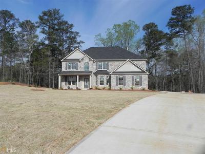 Mcdonough Single Family Home New: 180 Jaclaire Ln #25