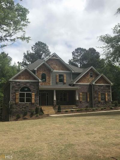 Covington GA Single Family Home For Sale: $450,000