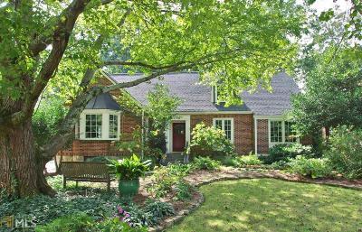Morningside Single Family Home New: 1229 Beech Valley Rd