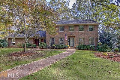 Fayetteville Single Family Home New: 2162 Highway 92 S