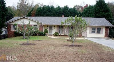Dekalb County Single Family Home New: 5244 Fleur De Lis Ct