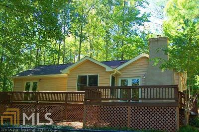 Buckhead Single Family Home For Sale: 1860 Apalachee Woods Trl