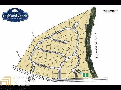 Monroe Residential Lots & Land For Sale: 1925 Highland Creek Dr #52