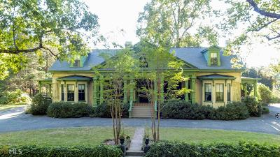 Marietta Single Family Home For Sale: 581 Kennesaw Ave
