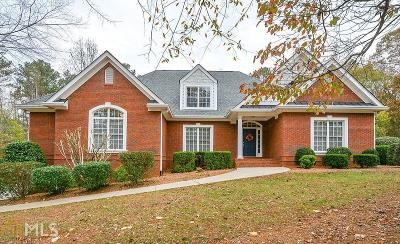 Cobb County Single Family Home New: 6122 Collins Rd