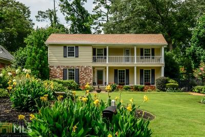 Atlanta Single Family Home New: 2398 Alston Dr