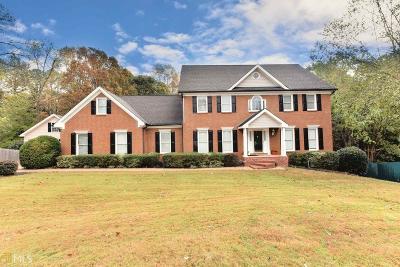 Gwinnett County Single Family Home New: 820 Eagle Cove Way