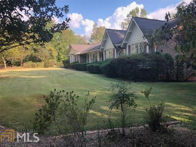 Conyers Single Family Home For Sale: 2816 Orchard Rd