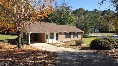 Newnan Single Family Home New: 8 Silverwood Dr