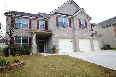 Fairburn Single Family Home New: 4900 Locherby Dr