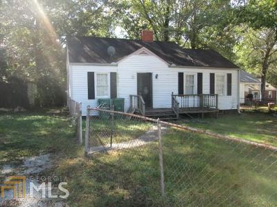 Clayton County Single Family Home New: 5058 Park Ave