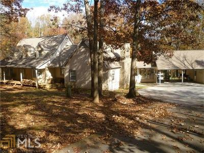 Powder Springs Single Family Home Under Contract: 5850 Cook Rd