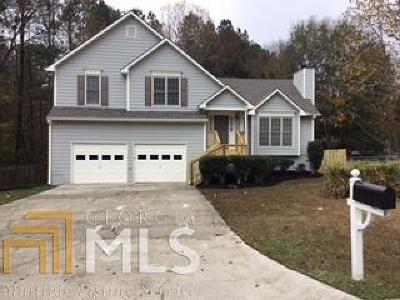 Douglasville Rental New: 3630 Winding Trl