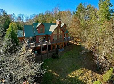 Gilmer County Single Family Home For Sale: 25 River Oaks Trl