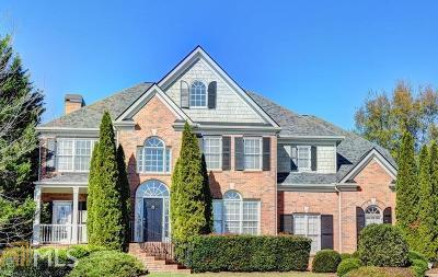 Gwinnett County Single Family Home New: 2580 Millwater Xing