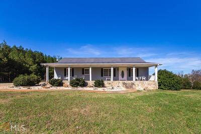 Elbert County, Franklin County, Hart County Single Family Home For Sale: 2879 Dayllis Rd