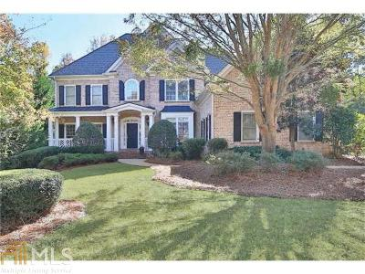 Gwinnett County Single Family Home New: 1724 Malvern Hill Pl