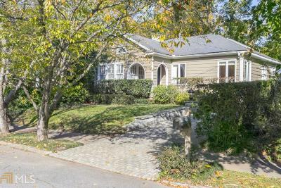 Morningside Single Family Home New: 854 Courtenay Dr