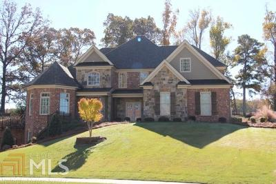 Gwinnett County Single Family Home New: 2501 Walkers Glen