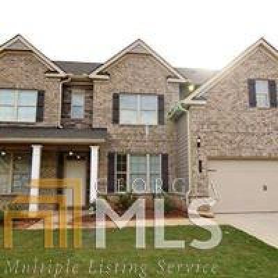 Cumming Single Family Home For Sale: 7880 Brewton Creek