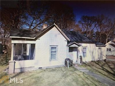 Fulton County Single Family Home Under Contract: 1919 Westwood Ave