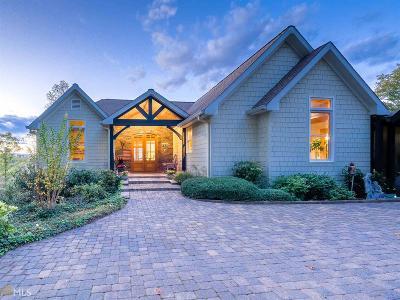 Clarkesville Single Family Home For Sale: 315 Deer Walk Dr