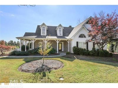 Loganville Single Family Home Under Contract: 5374 Kent Rock Rd