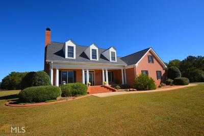 Carrollton Single Family Home For Sale: 2742 Clem Lowell Rd