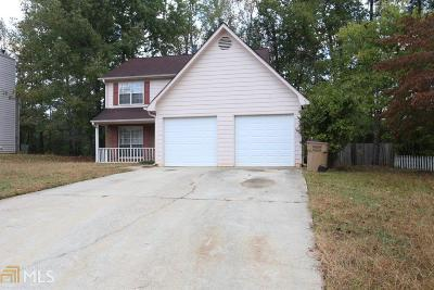 Clayton County Single Family Home New: 733 River Mist Dr