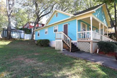 Fulton County Single Family Home For Sale: 706 Grant Ter